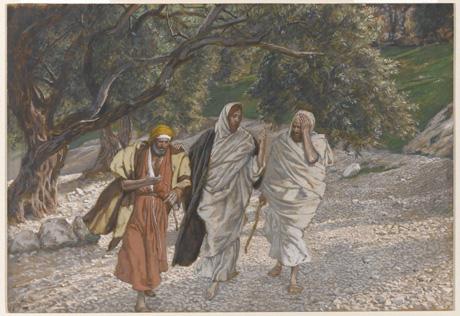 Emmaus Pilgrims